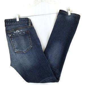 Ann Taylor Loft modern slim jeans